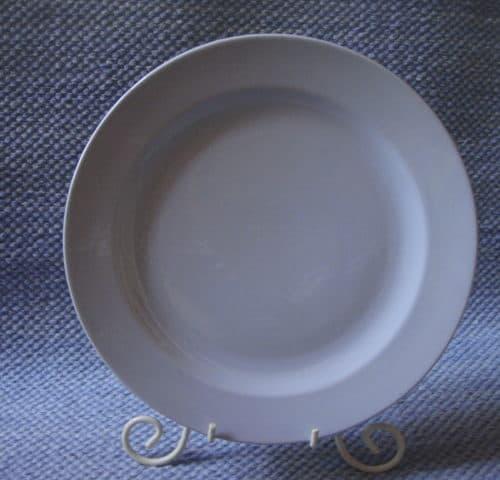 Sävyposliini lautanen