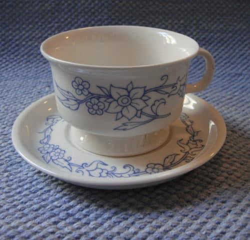 Sininen Sarja/keittiö kuppi