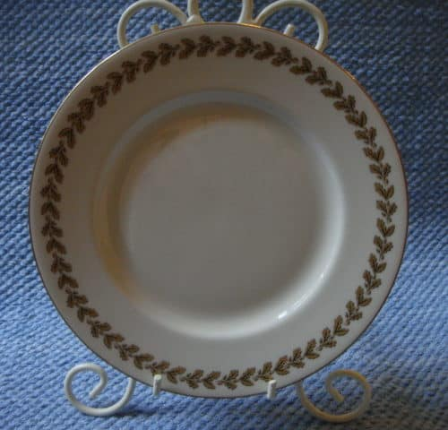 Tammenlehvä lautanen