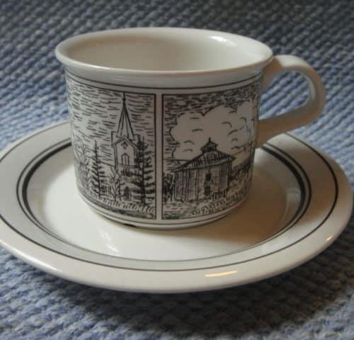 Tyrnävä kahvikuppi