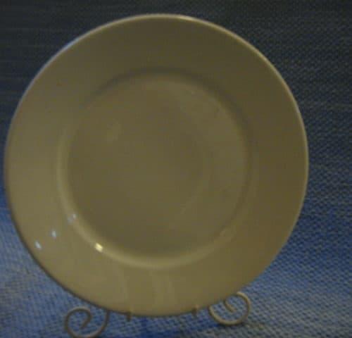 Valkoinen lautanen