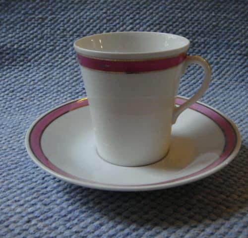 D-mallin kahvikuppi
