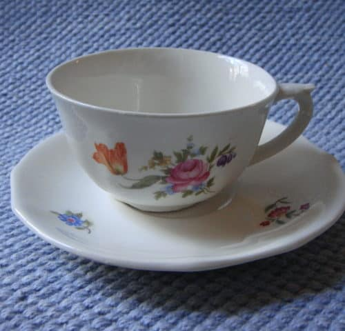 Kesäkukka teekuppi