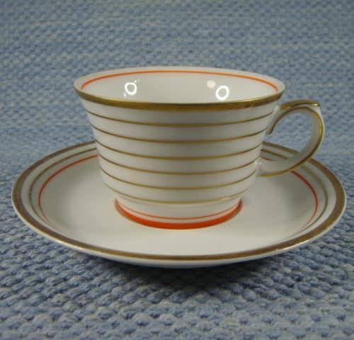 Raitakulta kahvikuppi