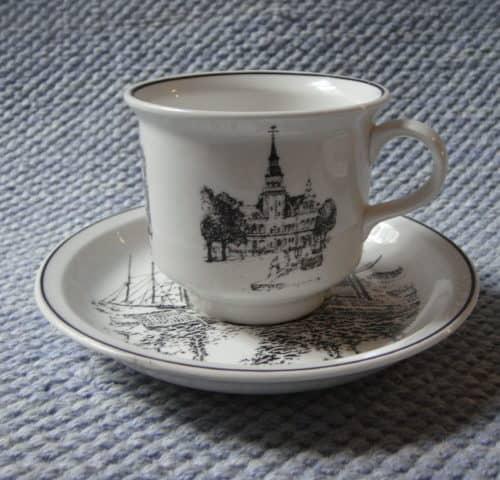 Rauma kahvikuppi