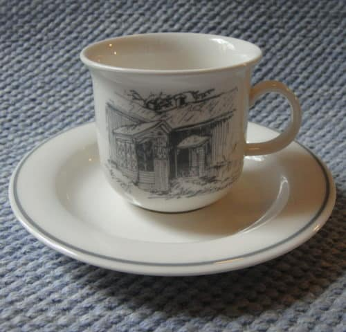 Siikainen kahvikuppi