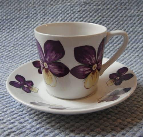 """""""Viola"""" kahvikuppi"""