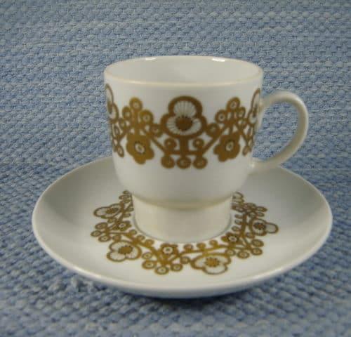 Ornamentti kahvikuppi