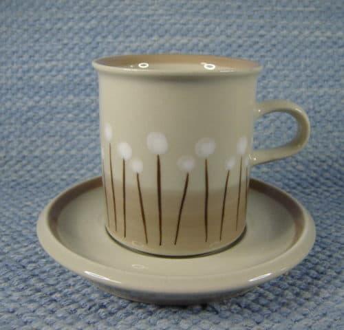 """Tupasvilla"" kahvikuppi"