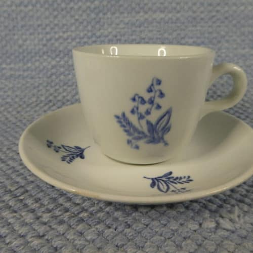 Kielo kahvikuppi
