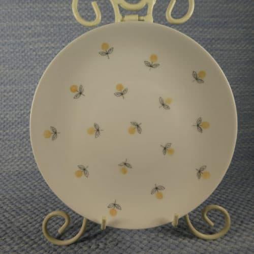 Monica lautanen, keltainen