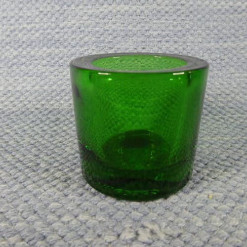 Kivi kynttilälyhty, vihreä