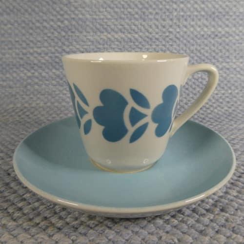 OT2-mallin kahvikuppi, turkoosi
