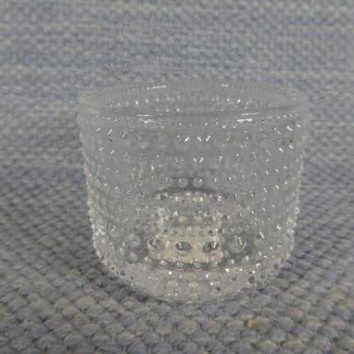 Kastehelmi kynttilälyhty, kirkas