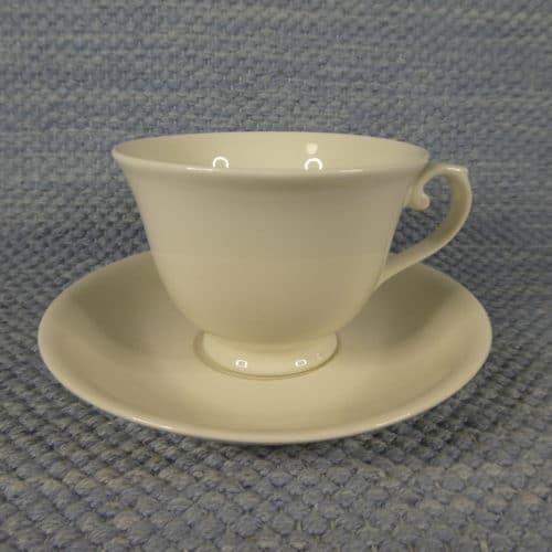 AX-mallin kahvikuppi, valkoinen
