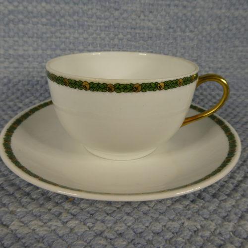 APA-leimainen kahvikuppi