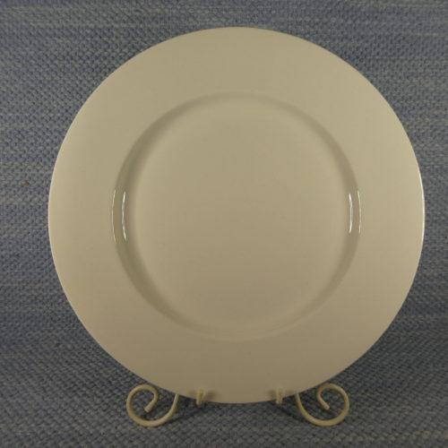 Valkoinen lautanen 60-luvulta
