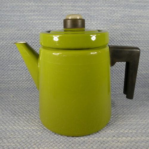 Pehtoori kahvipannu vihreä