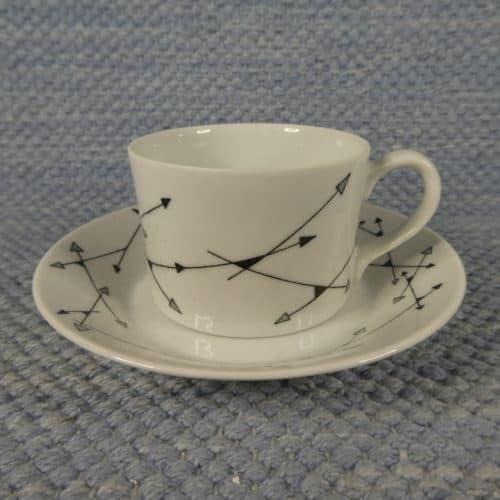 Nuoli kahvikuppi, Esteri Tomula